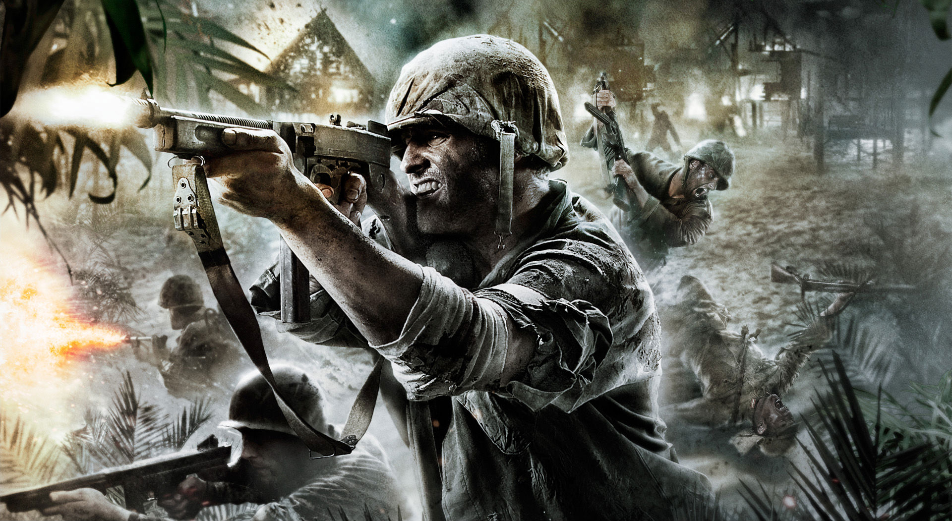 Call Of Duty Ww2 Zombies Wallpaper: Call Of Duty WWII HD Wallpapers