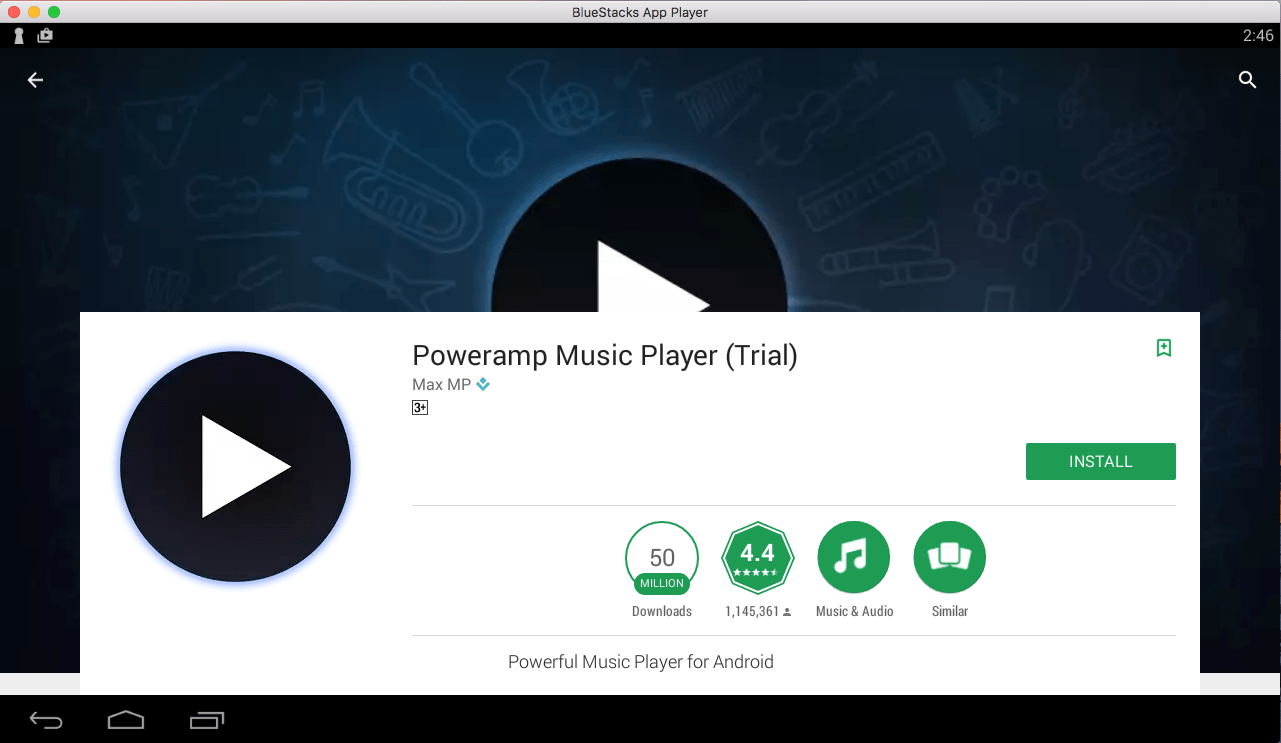 Download Poweramp for PC Windows 10/8/8 1/7/XP & Mac