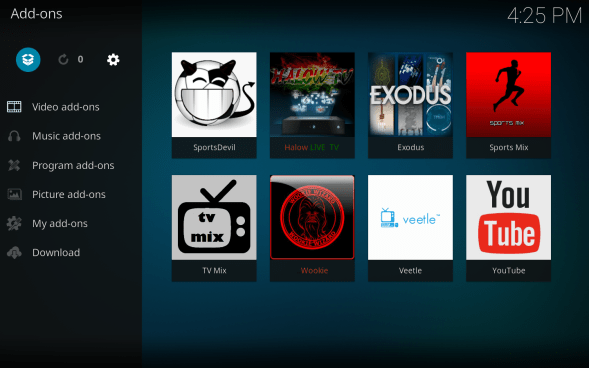 Install Eden Ultimate Build Kodi 17 Krypton
