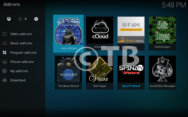 How To Install Apollo Build On Kodi
