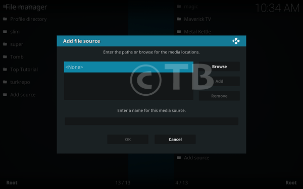 Install Duck Pool Kodi Add-on