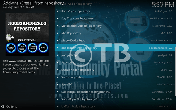 Best Kodi Repositories of 2017