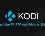 Best Live TV IPTV Kodi Add-ons 2017