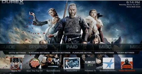 Top Best Kodi Builds For the Fire TV Stick 2017