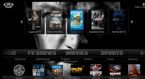 Best Kodi Builds For the Fire TV Stick
