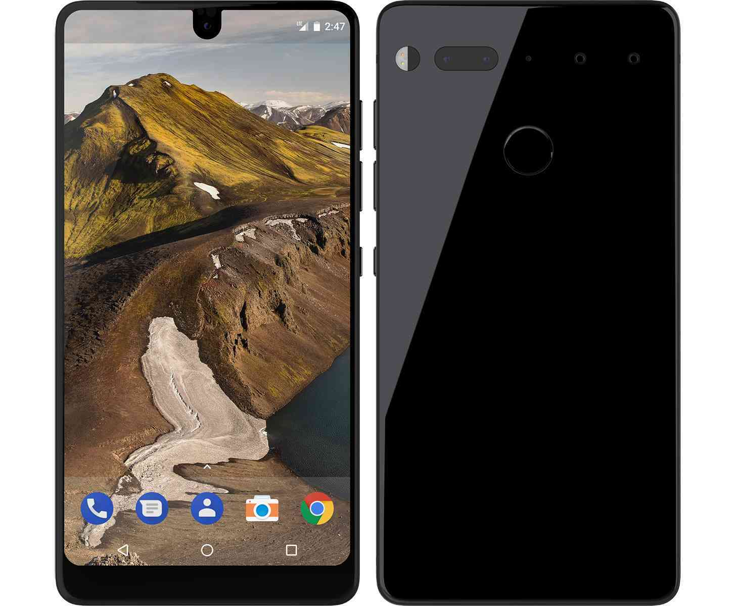 The Essential Phone is unreasonably hard  to fix , close to impossible
