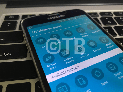 Remove bloatware from Samsung Galaxy S5