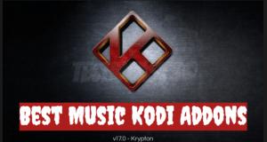 Best Kodi Music Add-ons