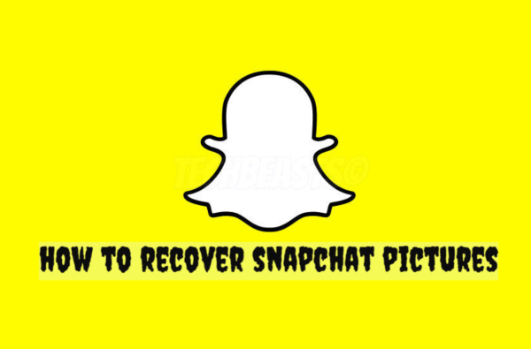 how to recover snapchat pictures