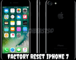 Factory Reset iPhone 7