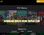 Download Videos from TVFPlay.com