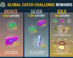 Can you catch 3 billion Pokemon? Pokemon GO announces its Global Catch Challenge