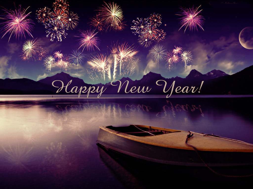 Best HD Happy New Year 2018 Wallpapers