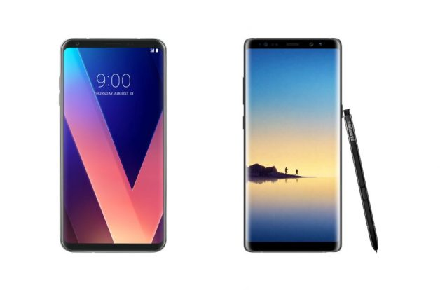Samsung and LG will be announcing a new lineup of devices at CES 2018