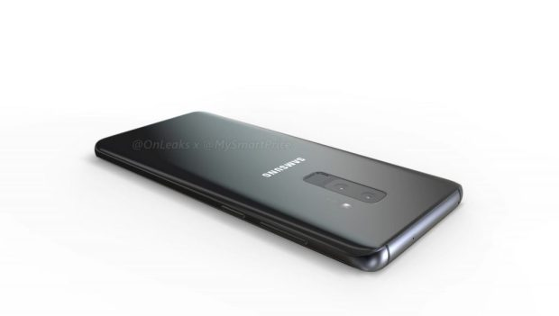 Latest Galaxy S9+ renders show a dual camera, a feature missing from the Galaxy S9