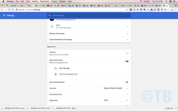 how to close all tabs at once in chrome ipad