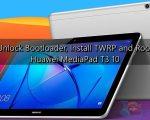 Install TWRP on Huawei MediaPad T3 10