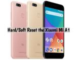 Reset the Xiaomi Mi A1