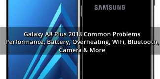 Galaxy A8 Plus 2018 Common Problems and Fixes