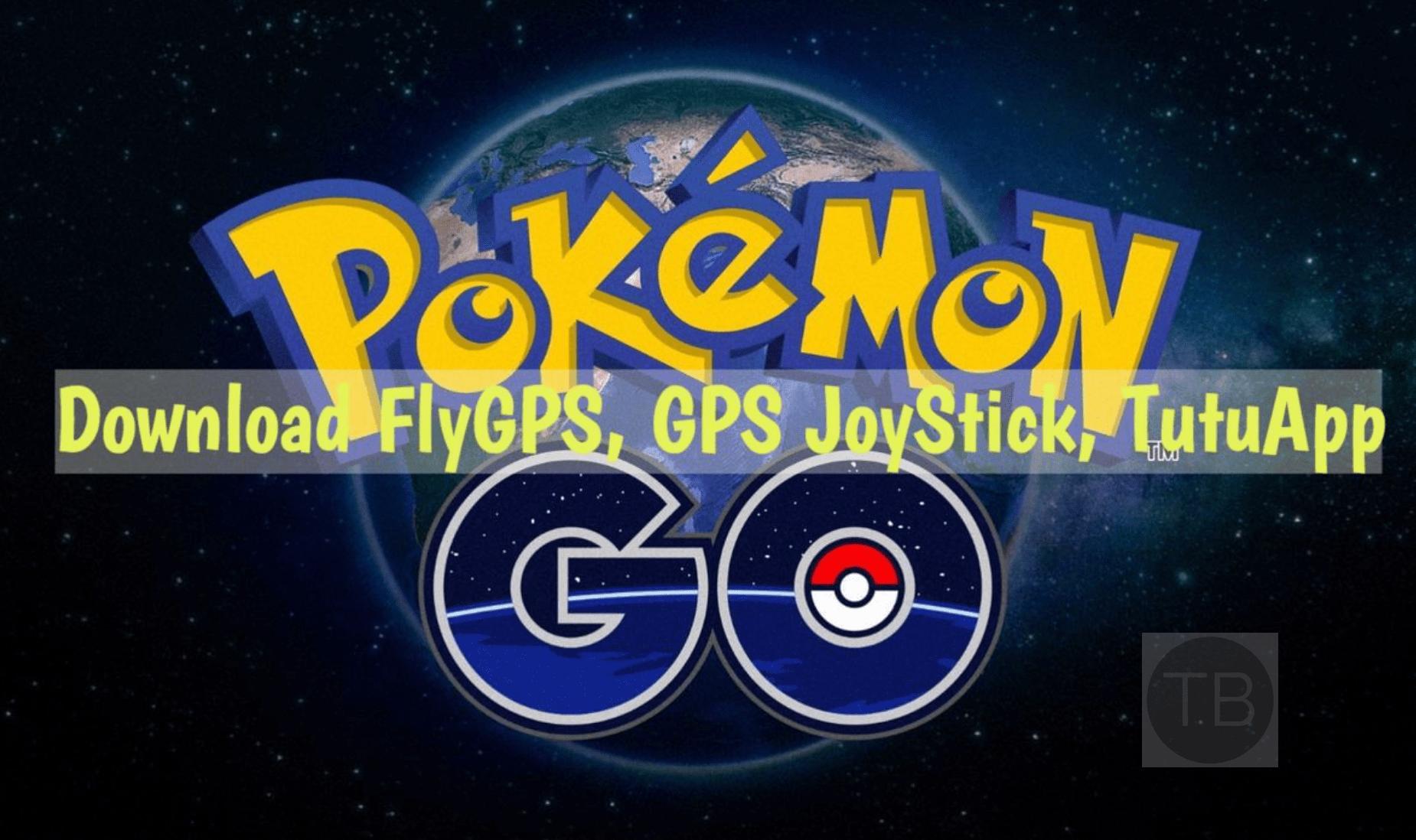 best pokemon go joystick hack