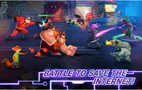 Disney Heroes Battle Mode v0.2.3 APK