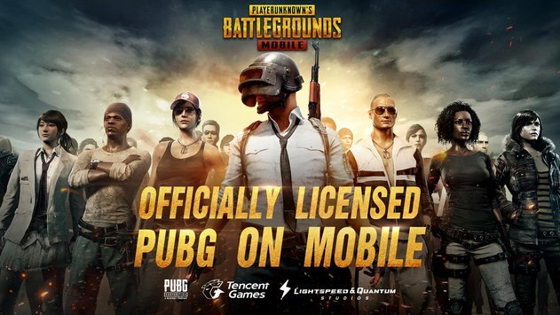 Download PUBG Mobile Chinese Version - All Version Available