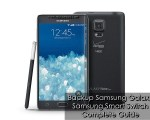 complete Backup of Samsung Galaxy via Smart Switch