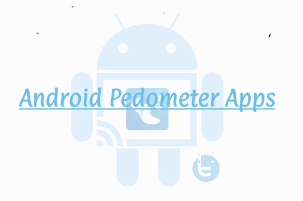 Android Pedometer Apps