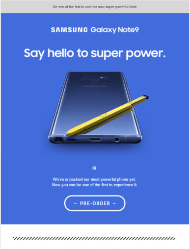 Galaxy Note 9 Event Livestream