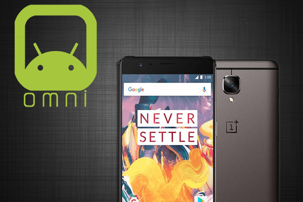 How to Install Android 8 1 0 Oreo Based Omni ROM on OnePlus 3/3T