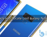 Locate Lost Galaxy Note 9