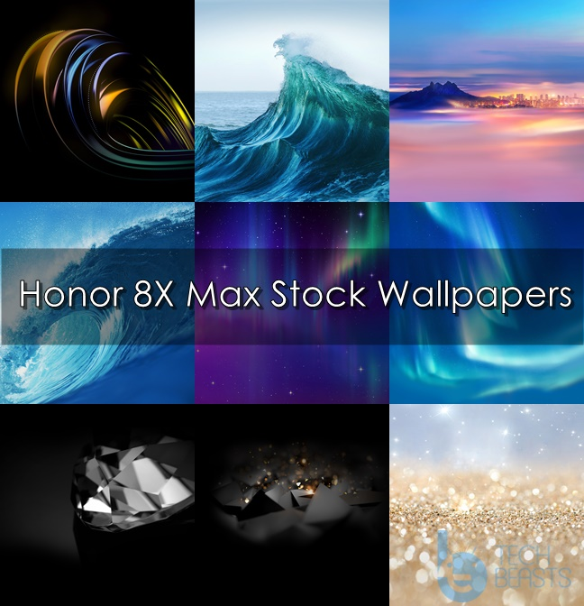 Download Huawei Honor 8x Max Stock Wallpapers Techbeasts