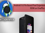 Pixel Experience ROM on OnePlus 5
