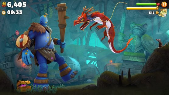 Hungry Dragon APK for Android - Download | TechBeasts
