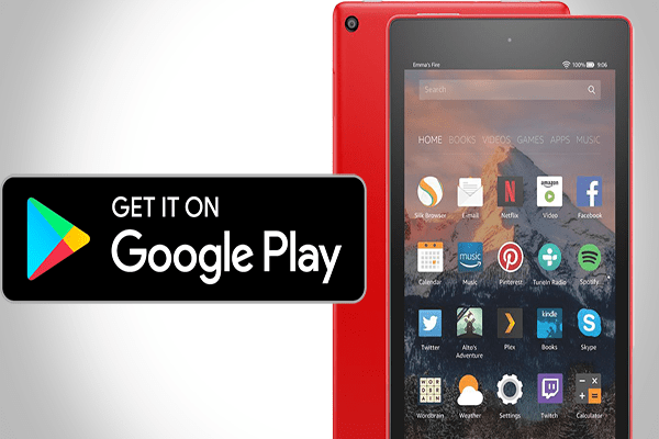 Amazon Tablet Google Play