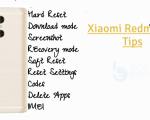 Xiaomi Redmi Pro Tips