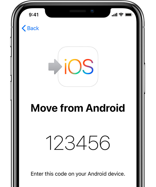 Fix Move to iOS could not communicate with the device error | TechBeasts