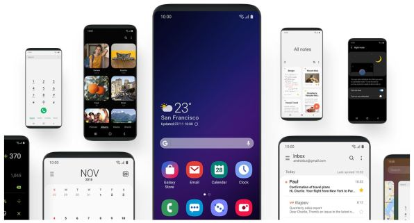 Android Pie - One UI