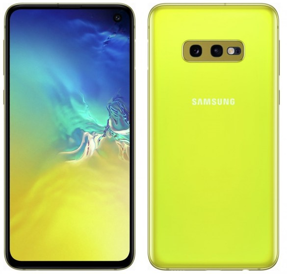 Galaxy S10E Model Numbers