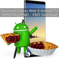 Download Galaxy Note 8 Android Pie