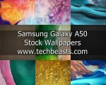 Galaxy A50 Stock Wallpapers