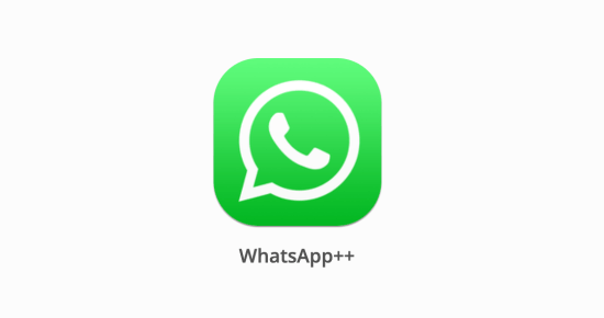WhatsApp ++ For iOS