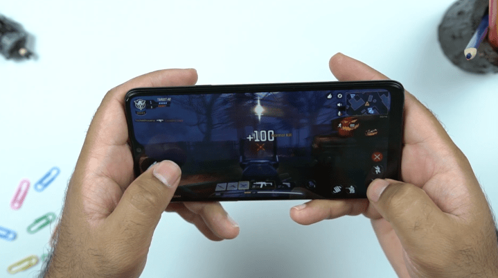 Call of Duty Mobile FPS Counter