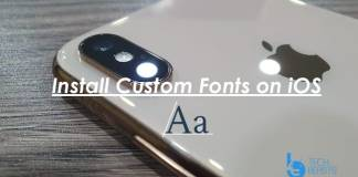Custom Fonts on iOS