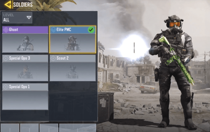 Elite PMC