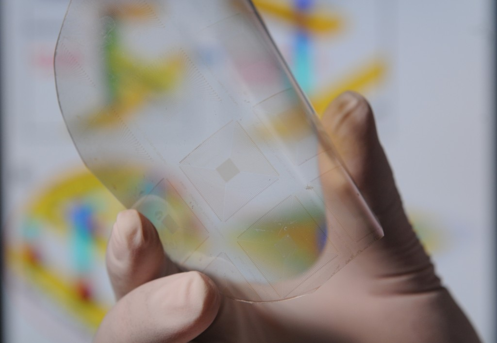 Artificial Smart Skin as Sensitive as the Real Thing