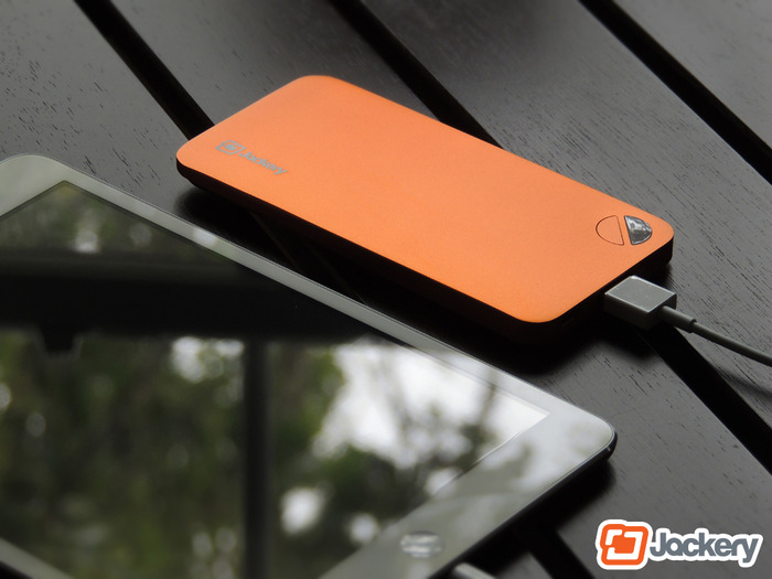 Jackery Air: Super-slim Portable Mobile Charger