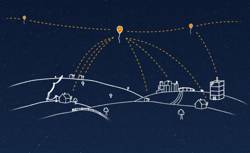 Google Project Loon: Internet Everywhere