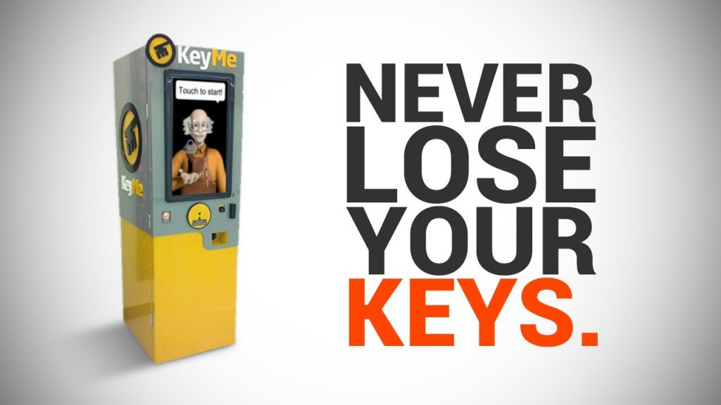KeyMe Locksmith In The Cloud
