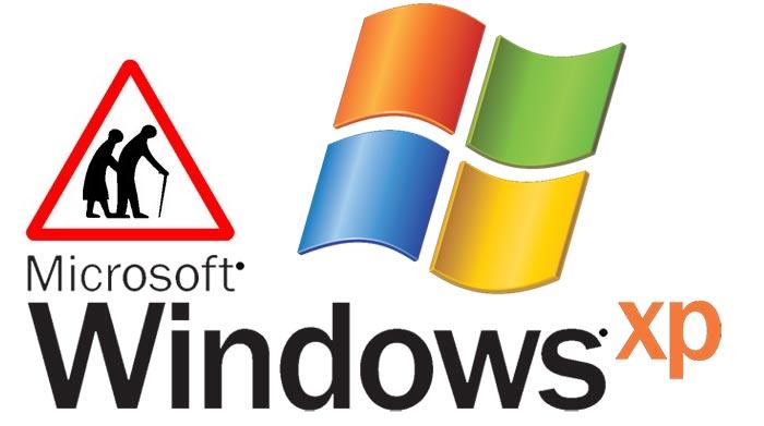 Goodbye to Windows XP